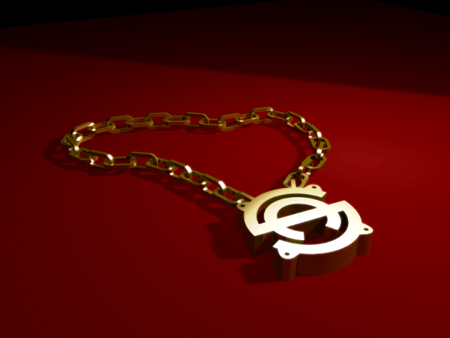 Render catene Oro