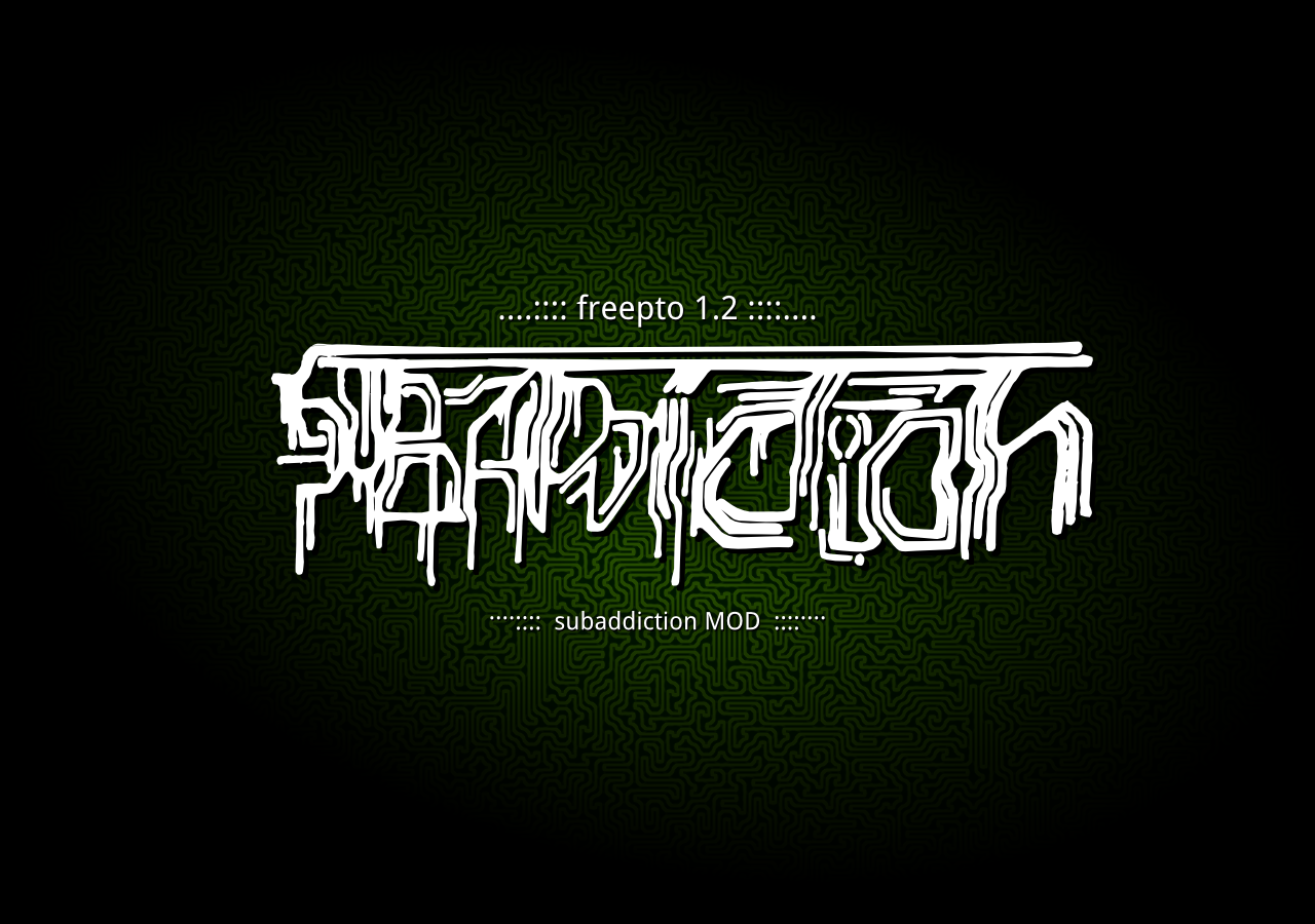 Freepto wallpaper - freepto subaddiction MOD